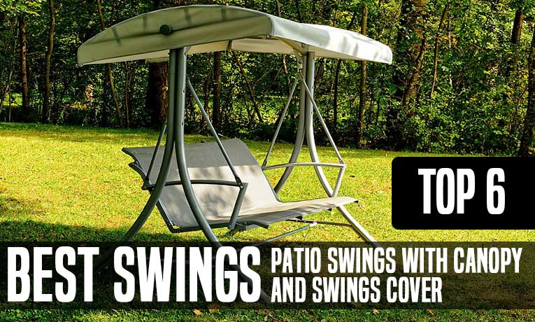 Best Patio Swings with Canopy
