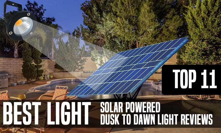 Best Solar Powered Dusk To Dawn Light Reviews