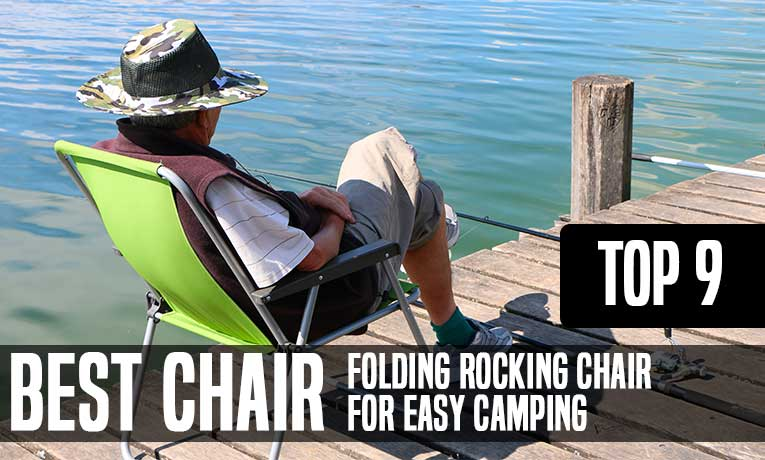 Best Camping Folding Rocking Chair