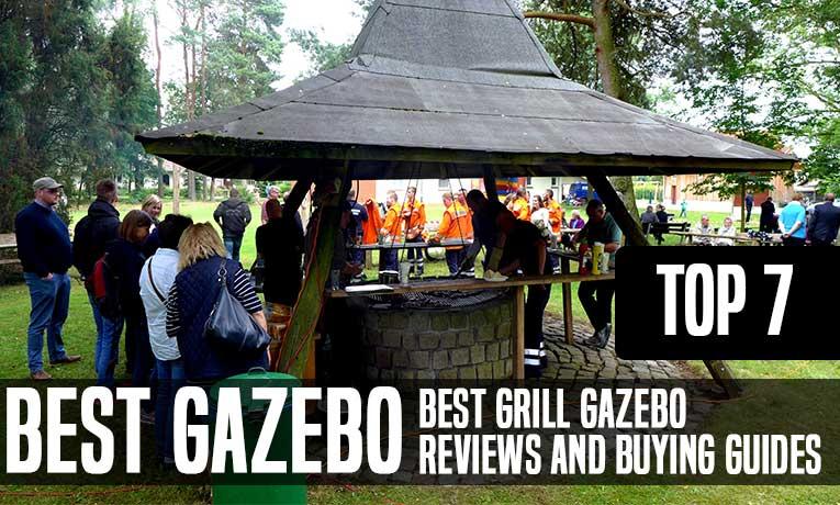 Best Grill Gazebo