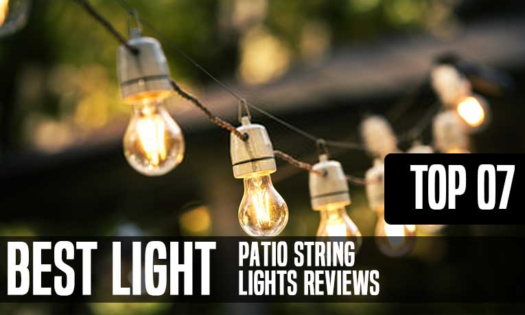 Best Patio String Lights
