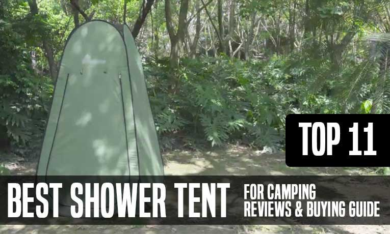 best-pop-up-shower-tent