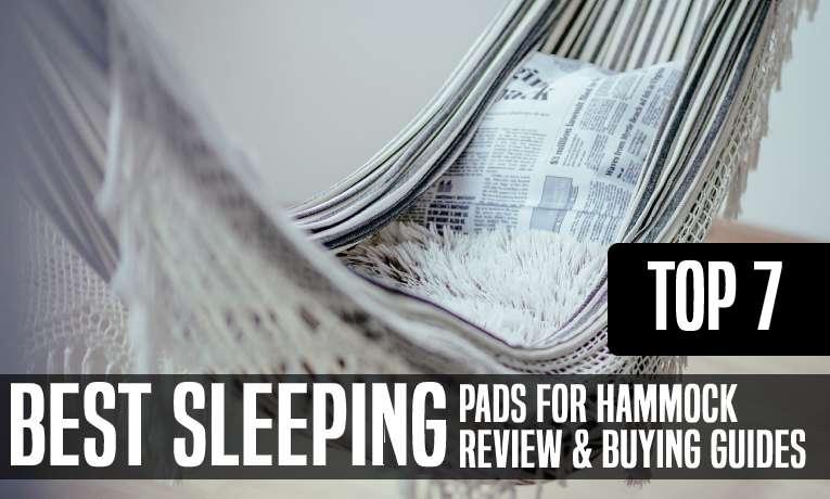 Best Sleeping Pads for Hammock